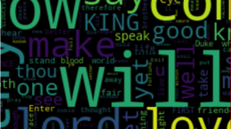 colorful wordcloud